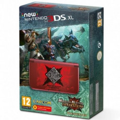 Consola Nintendo New 3DS XL Monster Hunter Generations Edition