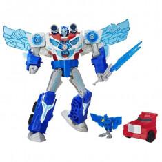 Transformers Robots in Disguise Power Heroes, Optimus Prime, accesorii - OKAZIE - Roboti de jucarie Hasbro