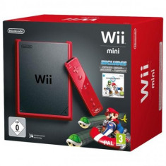 Consola Nintendo Wii mini + Mario Kart Wii