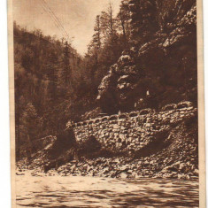 CPI (B8188) CARTE POSTALA - VALEA JIULUI, RPR