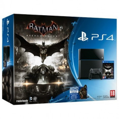 Consola PlayStation 4 + Batman: Arkham Knight PS4