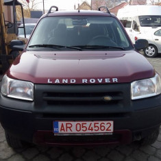 Vand Land Rover Freelander an 2003, motor 2.0 td4, Motorina/Diesel, 234730 km, 2000 cmc