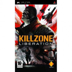 Killzone Liberation PSP - Jocuri PSP Sony, Shooting, 16+, Single player