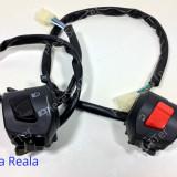 Bloc - comenzi lumini + maneta frana Scuter ATV 49cc - 150cc