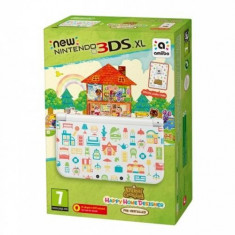 Consola New Nintendo 3DS XL Animal Crossing HHD + Card