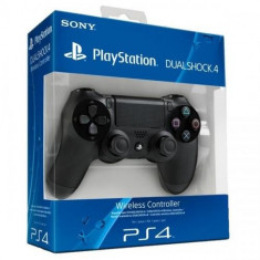 Controller DualShock 4 Wireless Black PS4