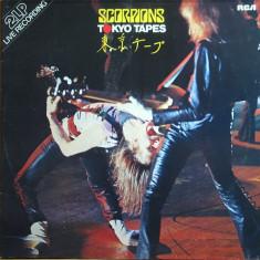 Scorpions – Tokyo Tapes (2 LP) - Muzica Rock Altele, VINIL