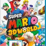 Super Mario 3D World Wii U - Jocuri WII U, Arcade, 3+