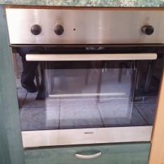 Vand cuptor incorporabil beko inox impecabil - Aragaz