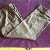 Pantaloni dama MARELLA by MAX MARA, mas. 42 2+1 gratis, Lungi, Maro