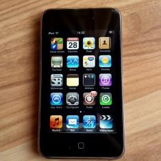 Apple iPod Touch 2nd Gen 8Gb Jaylbreak-stare foarte buna(ca nou), 2nd generation, Negru
