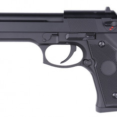 Replica pistol Beretta 92F CM126 negru arma airsoft pusca pistol aer comprimat sniper shotgun