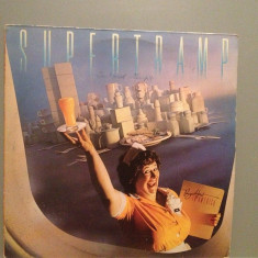 SUPERTRAMP - BREAKFAST IN AMERICA (1979/A & M REC/HOLLAND) - Vinil/Impecabil(NM) - Muzica Rock universal records