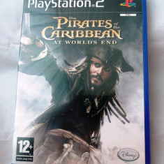 Pirates of the Caribbean at World's End, PS2, alte sute de jocuri! - Jocuri PS2 Ubisoft, Actiune, 12+, Single player