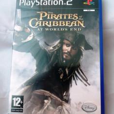 Pirates of the Caribbean at World's End, PS2, alte sute de jocuri! - Jocuri PS2 Ubisoft, Actiune, 12+, Single player