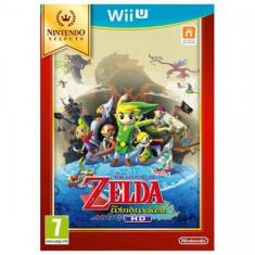 Zelda Wind Waker HD Wii U - Jocuri WII U, Actiune, 12+