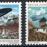 Europa-cept 1979 - Lichtenstein 2v.neuzat,perfecta stare(z), Nestampilat