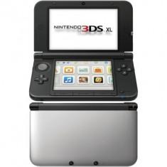 Consola Nintendo 3DS XL Argintiu