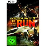 Need for Speed The Run Limited Edition PC, Curse auto moto, 12+, Single player, Electronic Arts