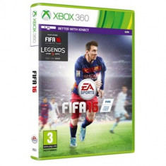 FIFA 16 XB360 - Jocuri Xbox 360, Sporturi, 3+, Multiplayer