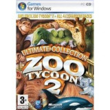 Zoo Tycoon 2 Ultimate Collection, Simulatoare, Toate varstele, Single player