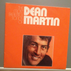 DEAN MARTIN - THE BEST - 2LP SET (1972/WARNER/RFG) - Vinil/Vinyl/Impecabil (NM) - Muzica Jazz