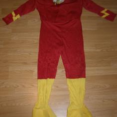 Costum carnaval serbare just legend pentru copii de 8-9 ani, Marime: Masura unica, Culoare: Din imagine