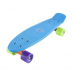 Penny board Basic Nils Extreme-albastru - Skateboard