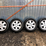 jante aliaj pe 15 originale ford cu anvelope de vara 2016
