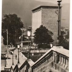 CPI (B8185) CARTE POSTALA - PIATRA NEAMT. PALATUL TELEFOANELOR - Carte Postala Moldova dupa 1918, Necirculata, Fotografie