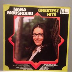 NANA MOUSKOURI - GREATEST HITS (1974/FONTANA/RFG) - Vinil/Vinyl/Impecabil (NM) - Muzica Pop universal records
