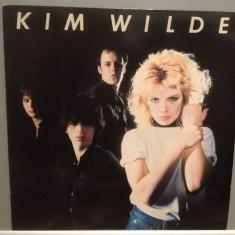 KIM WILDE - FIRST ALBUM (1981/EMI REC/ENGLAND) - Vinil/Vinyl/IMPECABIL(NM) - Muzica Rock emi records
