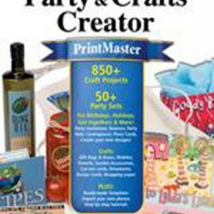 Print Master Party and Crafts Creator