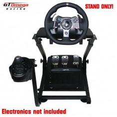 Stativ volan+pedale pentru LOGITECH G29/G920/THRUSTMASTER