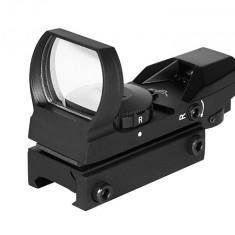 Dot sight open tactical 4 tinte ACM - Luneta vanatoare