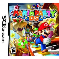 Mario Party NDS, Actiune, 12+
