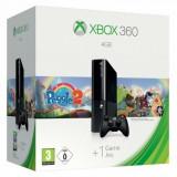 Consola Xbox 360 Microsoft 4GB + Joc Peggle 2