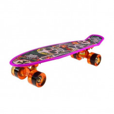 Penny board Crude Mexican Nils Extreme - Skateboard