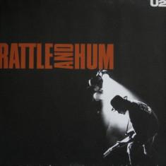 U2 – Rattle And Hum (2 LP - Germania - VG) - Muzica Rock, VINIL