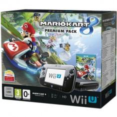 Consola Nintendo Wii U Premium Mario Kart 8