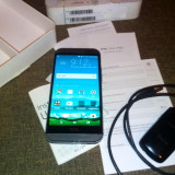 Vand HTC one m8 gri cu garantie - Telefon mobil HTC One M8, 16GB, Neblocat