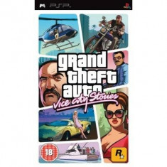 Grand Theft Auto: Vice City Stories PSP - Jocuri PSP Rockstar Games, Actiune, 18+