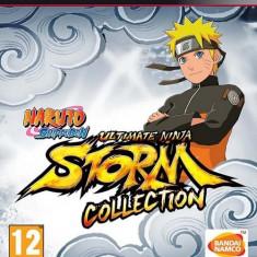 Naruto Shippuden Ultimate Ninja Storm Collection PS3 - Jocuri PS3, Actiune, 12+