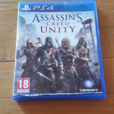 PS4 Assassin's Creed Unity joc original / by WADDER - Jocuri PS4, Actiune, 16+, Single player