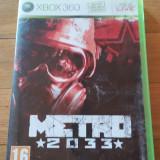 JOC XBOX 360 Metro 2033 / by WADDER - Jocuri Xbox 360, Shooting, 16+, Single player