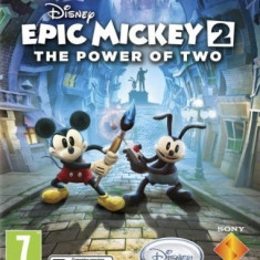 Epic Mickey 2 The Power of Two PS Vita