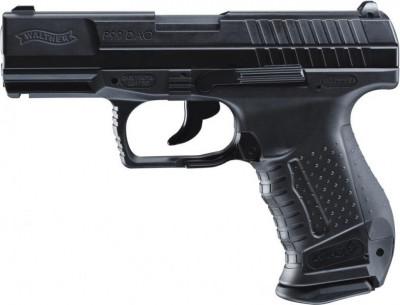 Walther P99 DAO CO2 arma airsoft pusca pistol aer comprimat sniper shotgun foto