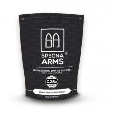 Bile Specna Arms 0.28g 3750 buc - Bile Airsoft