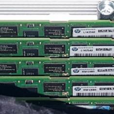 8 GB DDR 3 ECC - O placuta (marca HP) - Memorie server Alta