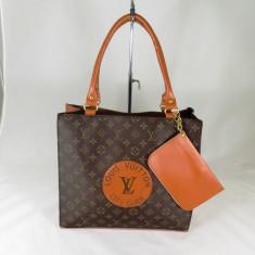 Geanta dama mare LV Louis Vuitton+CADOU, Culoare: Din imagine